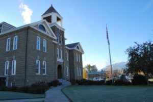 wallowa courthouse